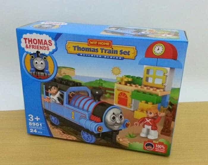 Superb Jual Thomas Train Play Set With Home 24Pcs Tokosy Tokopedia Download Free Architecture Designs Scobabritishbridgeorg