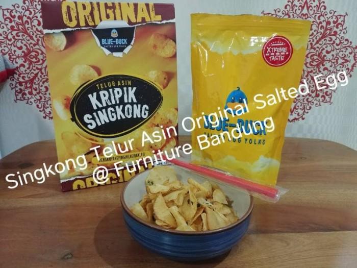 harga Keripik singkong blue duck salted egg telur asin original salted egg Tokopedia.com