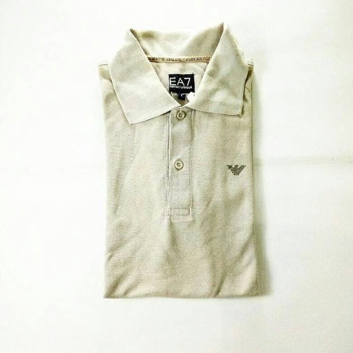 Jual Polo Shirt Baju Polo Emporio Armani ORIGINAL SECOND - Bagus ... 875d1595d4