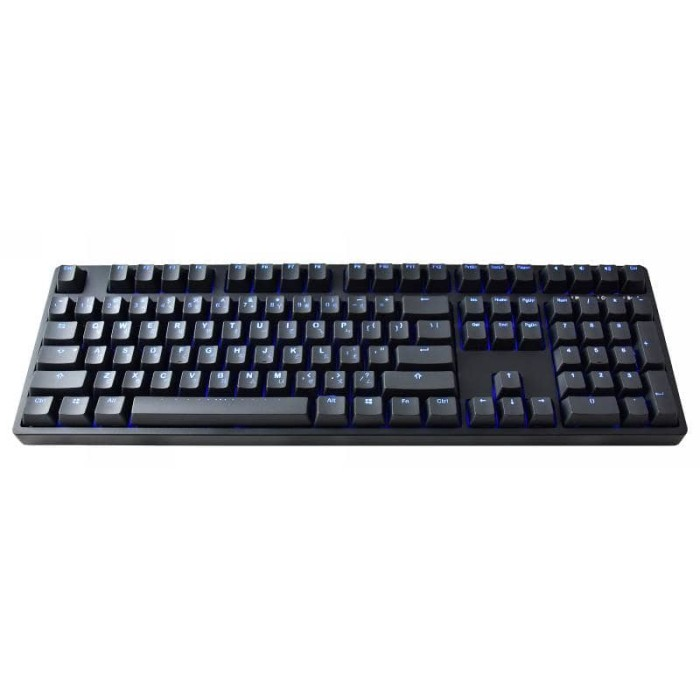 harga Ikbc mechanical keyboard full td108 bb brown swict blue led - black Tokopedia.com