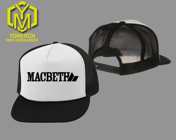 Jual Topi Trucker Jaring Macbeth Keren Pria Wanita - YOMERCH  60e2a950f25