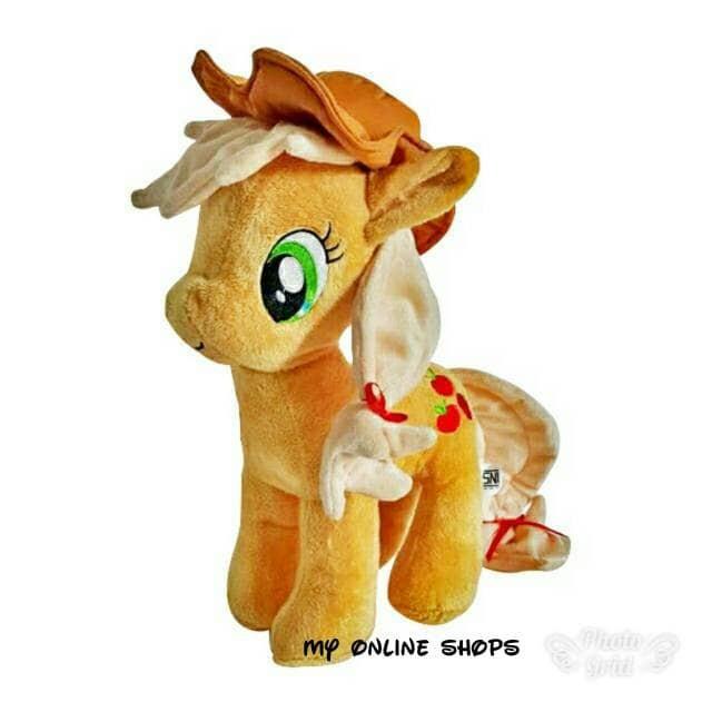 harga Special edition boneka my little pony apple jack Tokopedia.com