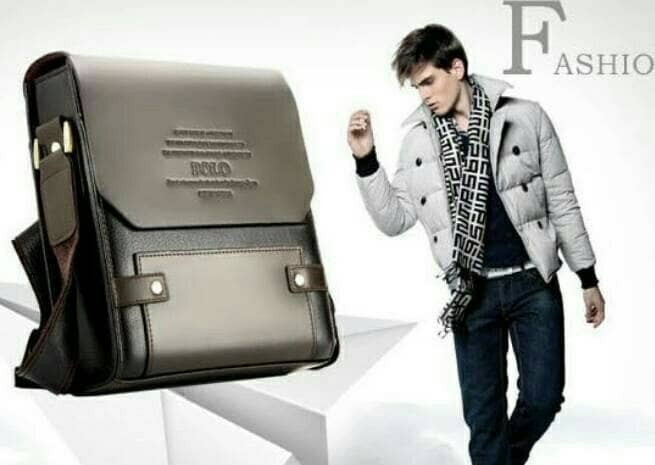 harga Tas selempang kulit polo impor / messenger bag / sling bag / tas kerja Tokopedia.com