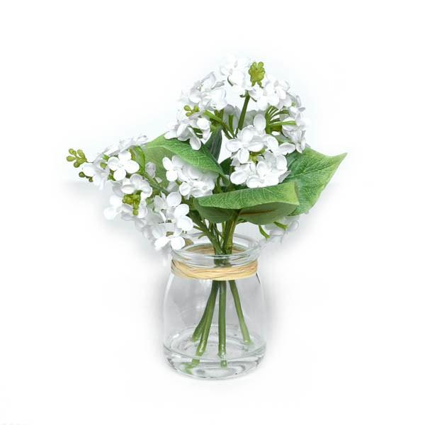 harga Bunga artificial + vase | lilac vase water wh Tokopedia.com