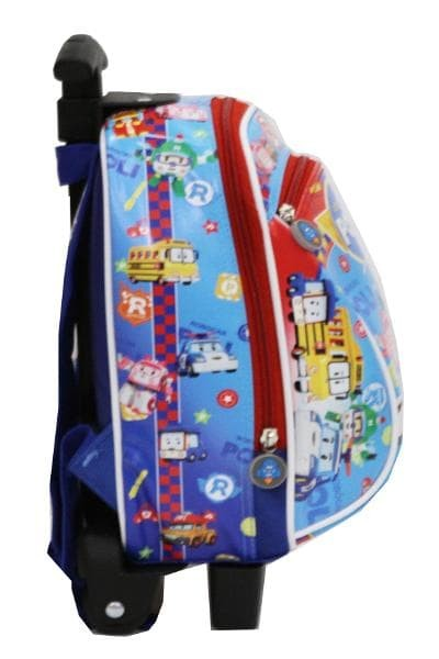 Jual Best Tas Trolley Anak PAUT Robocar POLI Bahan Kain Sponge Tahan ... 914ec1987b