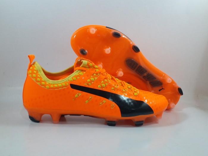 Sepatu bola puma evopower vigor 1 orangee fg replika impor bde8231548