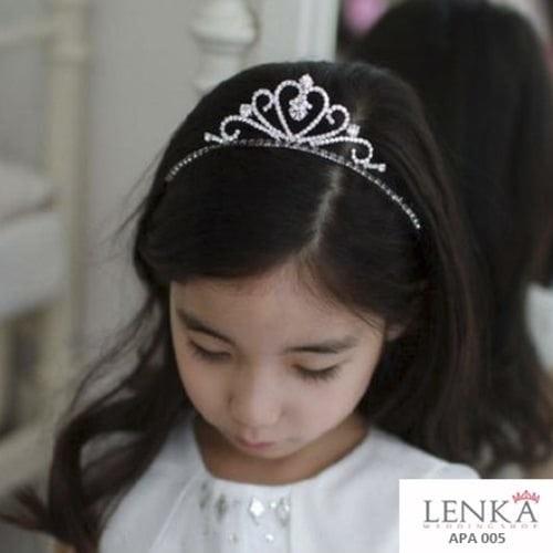 TOKO49 Aksesoris Rambut Bandana Bando Headband Cantik model korea Source · Aksesoris mahkota bando pesta anak