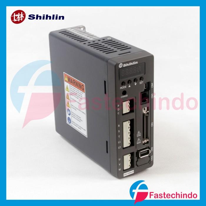 Foto Produk SHIHLIN SERVO DRIVE SDH 400W SDH-040A2A Made in Taiwan dari fastech-indo