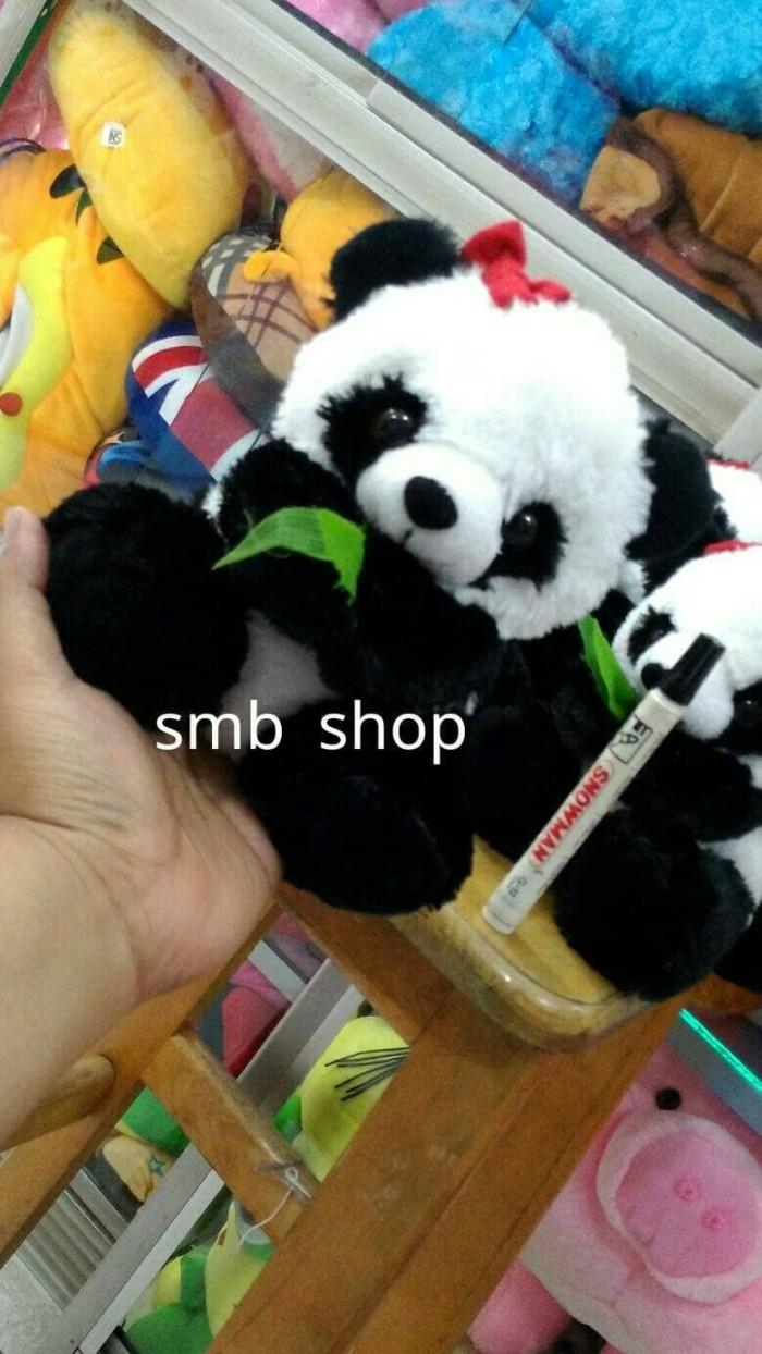 Jual Boneka Panda Baby Face Kecil Imut Imut Unnyuu Kota Tangerang Gudang Boneka Lucu