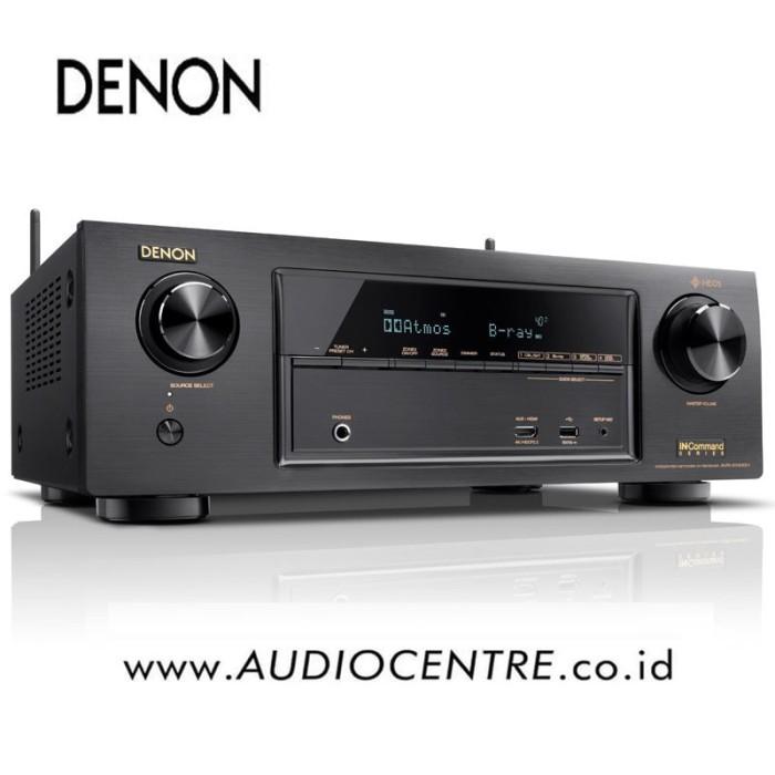 harga Denon avr-x1400h / denon avr x1400 audio centre amplifier Tokopedia.com