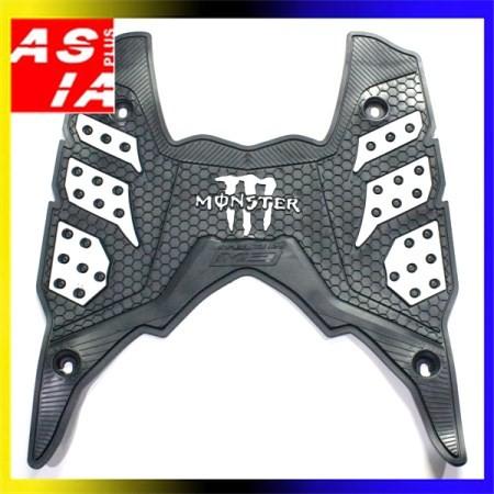 harga Aksesoris karpet monster variasi sepeda motor yamaha mio m3 silver Tokopedia.com