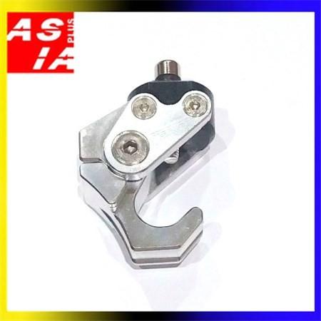 harga Gantungan barang variasi sepeda motor clip cnc silver aksesoris keren Tokopedia.com