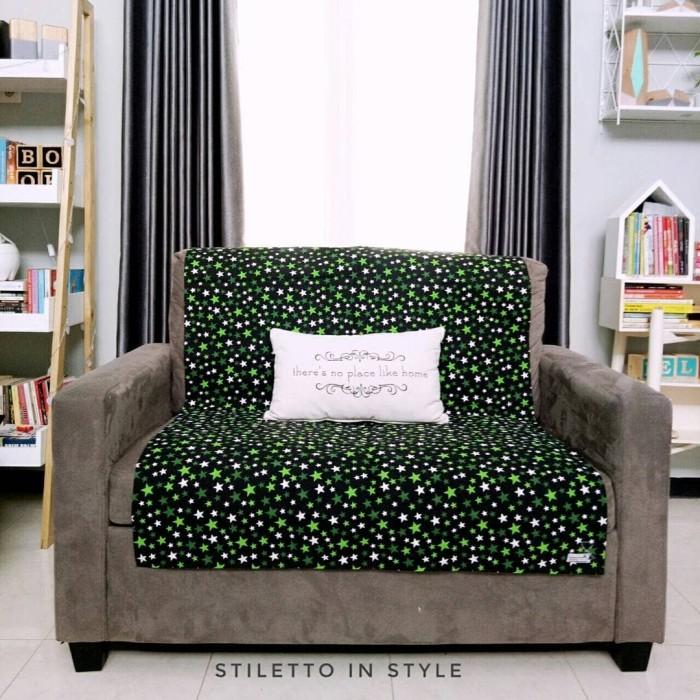 harga Alas sofa - stars hijau Tokopedia.com