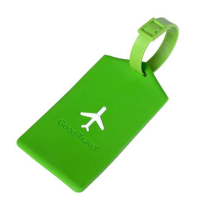 harga Name tag tanda tas koper silikon silicon silicone square green 601 Tokopedia.com