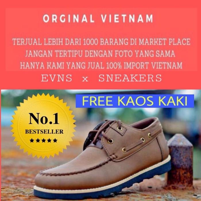 Jual sepatu boots keren original moofeat cek harga di PriceArea.com 50d1f09f6c