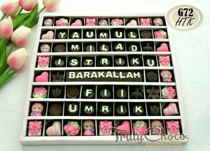Jual Coklat Enak Kado Ulang Tahun Istri Tercinta Kab Sidoarjo Trulychoco Online Tokopedia