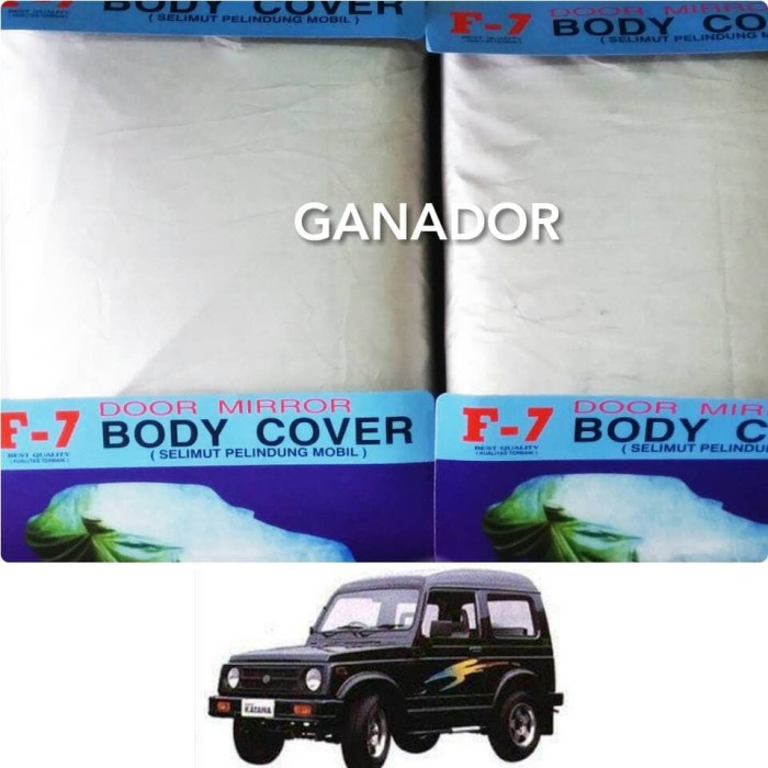harga Body cover suzuki katana Tokopedia.com