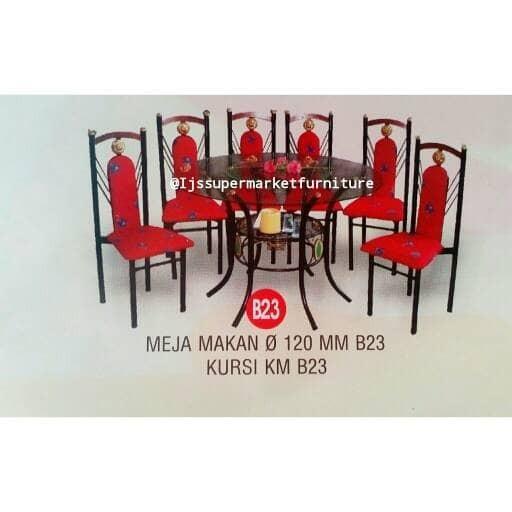 Info 1 Set Meja Makan Travelbon.com