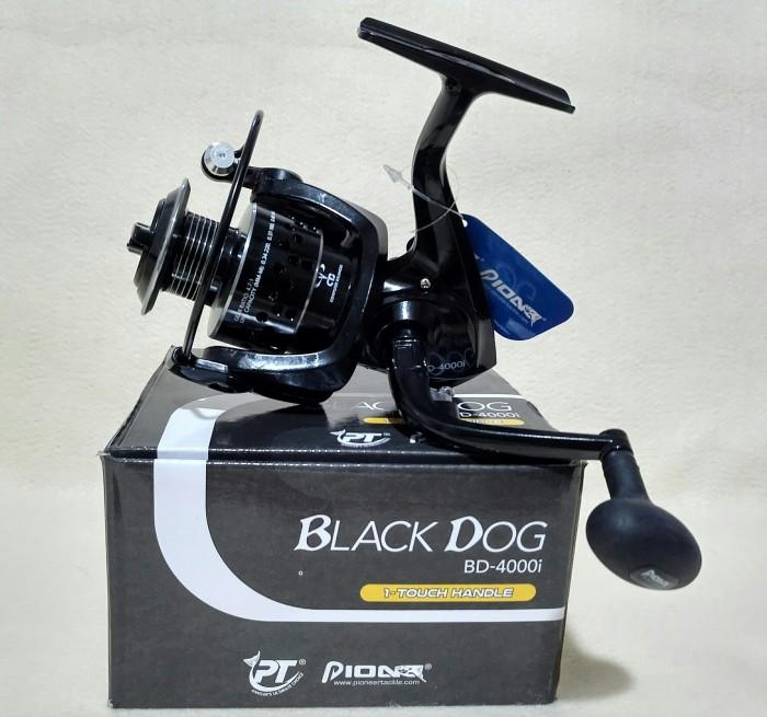 harga Reel pioner black dog 2000 Tokopedia.com