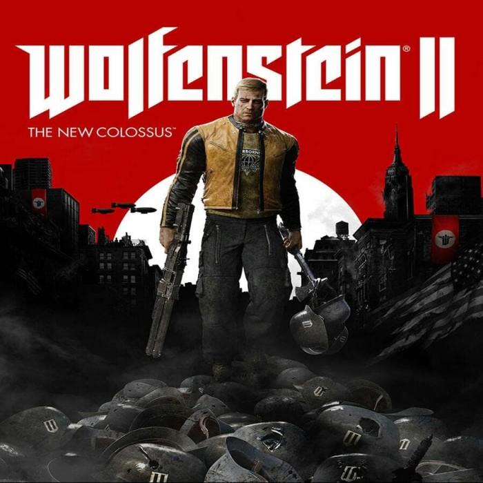 harga Wolfenstein 2 the new colossus + updates and dlc Tokopedia.com