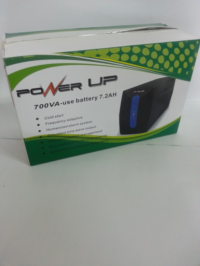 harga Ups power up 700va Tokopedia.com