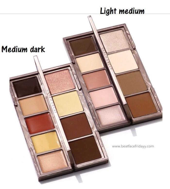 Jual Urban Decay Naked Skin Shapeshifter Palette In Light -3979