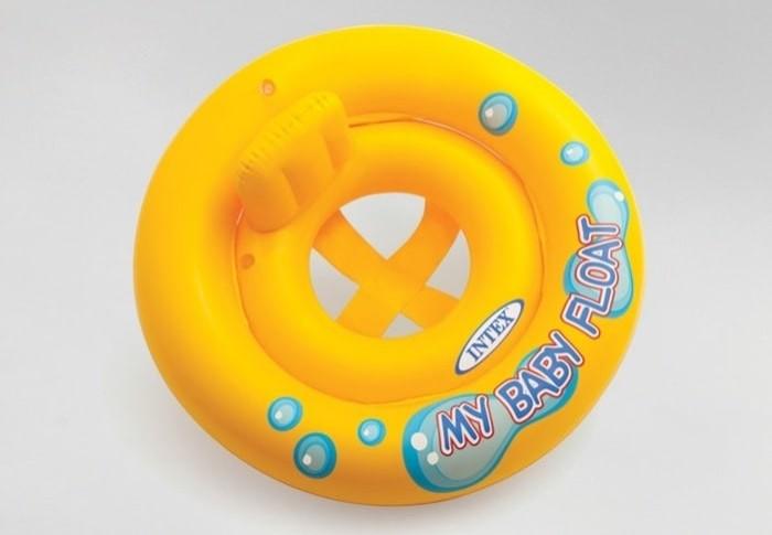 Pelampung Renang Bayi My Baby Float INTEX 59574 TERMurah