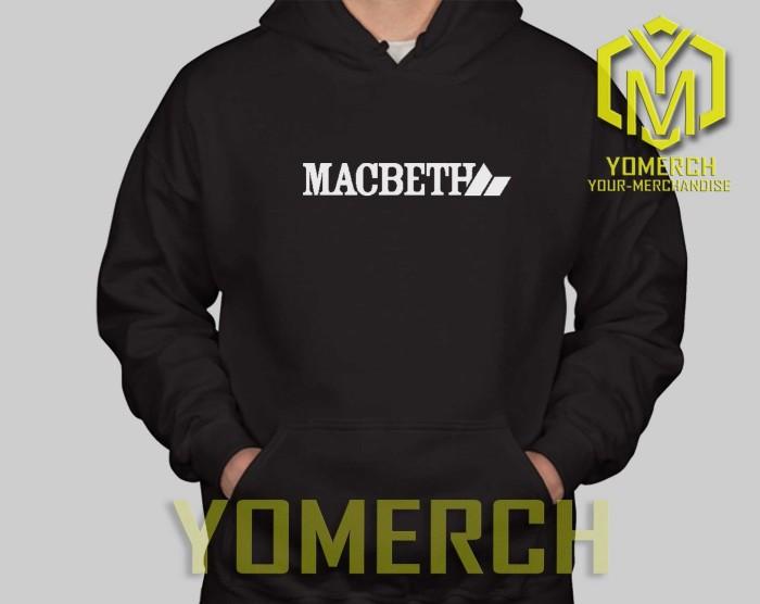 harga Jaket sweater hoodie macbeth simple keren Tokopedia.com
