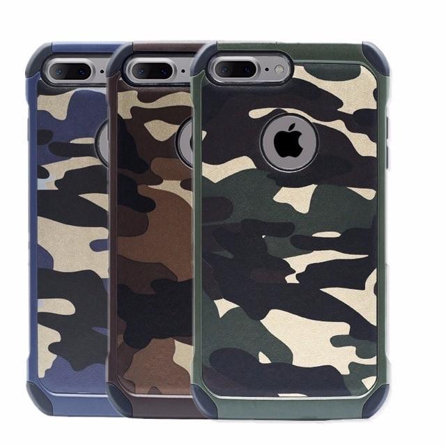 Casing Murah CASE ARMY IPHONE 7 PC TPU Series
