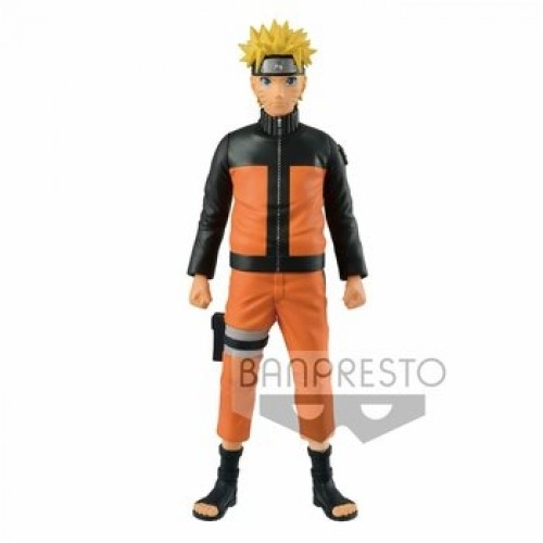 New Banpresto Naruto Shippuuden DX Large Belly Bag