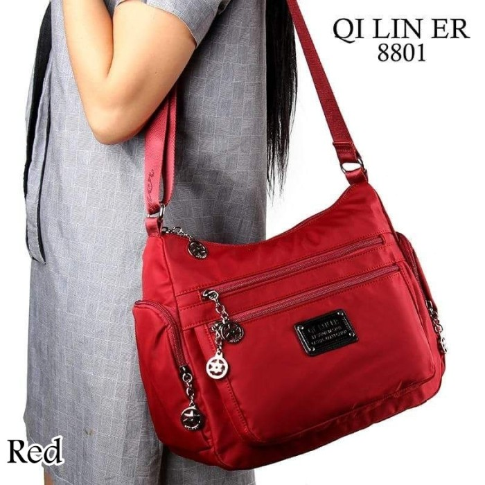 harga Selempang qi lin er 8801 - tas fashion wanita bag cewek murah Tokopedia.com
