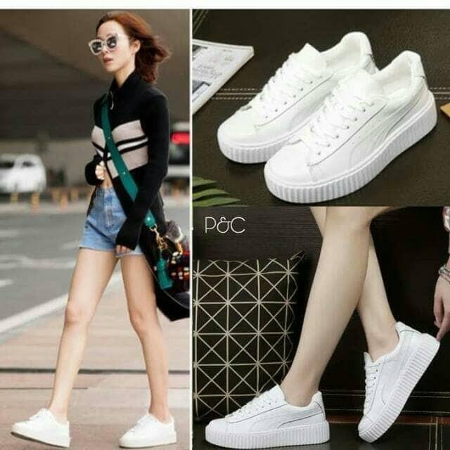 Jual Sepatu PUMA Sport Model Terbaru S244 Bkn Original Sneakers ... 692aab2f85