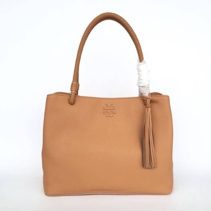 11cad74b8b9 Jual Tory Burch Taylor Triple Compartment Tote - Only Branded Bag ...