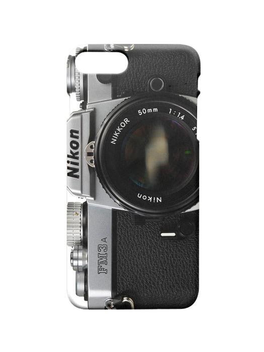 ... harga Indocustomcase camera nikon f3 iphone 7 plus - 8 plus cover hard case Tokopedia.