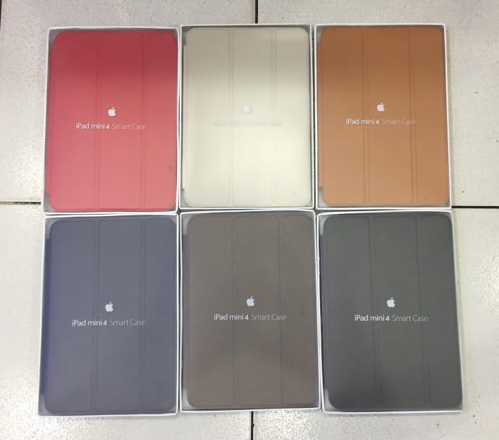 harga Smartcase smartcover leather case autolock ipad mini 4 Tokopedia.com