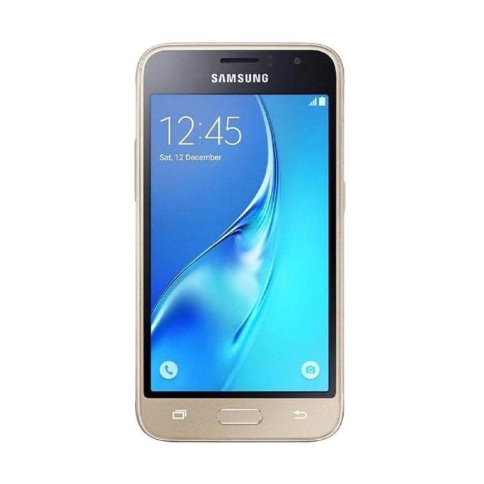 Samsung galaxy v2 j106 smartphone - gold [garansi resmi]