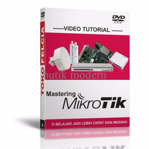 harga Terbatas video tutorial mastering mikrotik terlaris Tokopedia.com