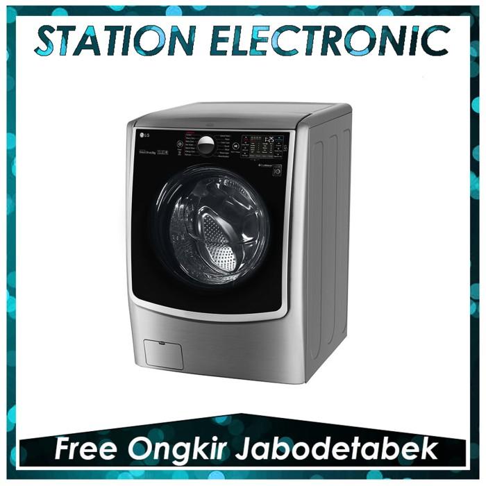harga Lg f2721stwv mesin cuci front loading [21 kg/inverter motor/steam] Tokopedia.com