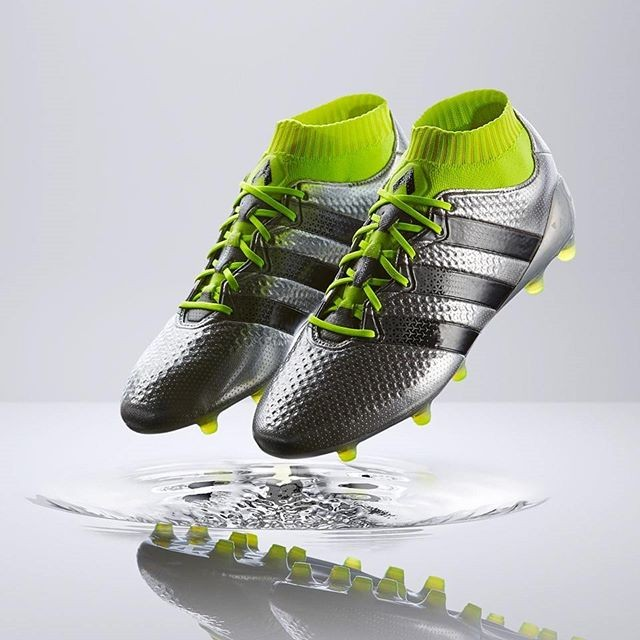 Jual Sepatu Bola Adidas ACE 16.1 PrimeKnit FG AG Silver Metallic Kab. Banyumas Sepatu Futsal Prodirect | Tokopedia