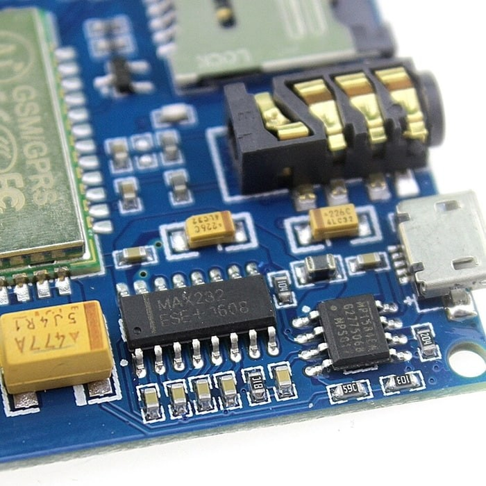 Jual A6 GSM GPRS DTMF TCP Serial Module 2G 3G 4G SIM Dev Board - Kota  Tangerang - Arfa Arduino Robot | Tokopedia