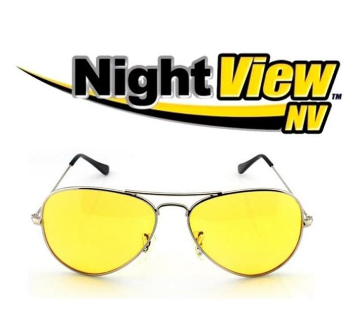... harga Kacamata malam anti silau - kuning   night view glasses kacamata  siang Tokopedia.com 82dc3dd05a