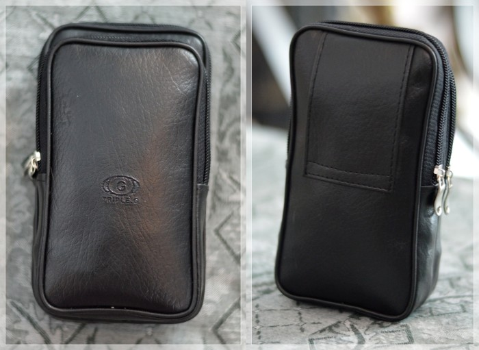 harga Sarung hp 6 inch tas pinggang dompet army kulit korea pria hiking baru Tokopedia.com