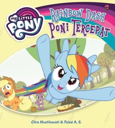 Jual My Little Pony Rainbow Dash Poni Tercepatsc Kota Bandung Naimastore Tokopedia