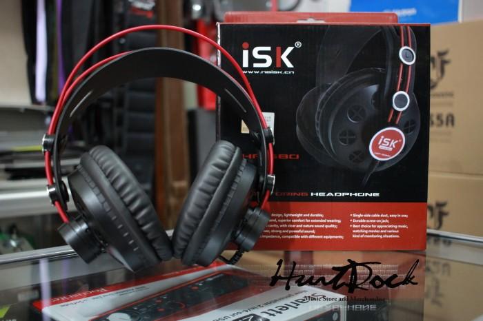 harga Isk hp580 headphone monitor Tokopedia.com