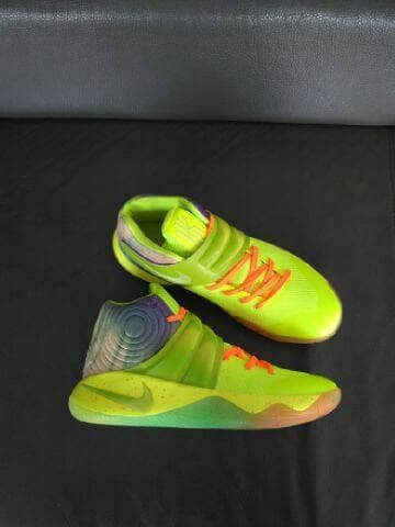 best loved 38298 c481a ... shopping sepatu basket nike kyrie 2 yellow green 3f461 6e356