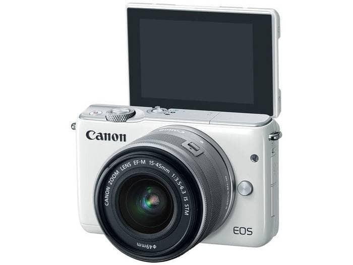 harga Canon eos m10 kit 15-45mm original Tokopedia.com