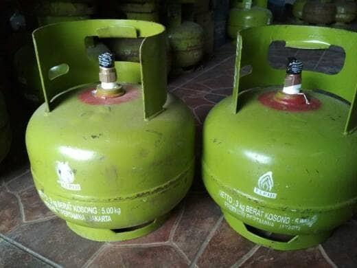 harga Tabung gas elpiji 3kg +isi Tokopedia.com