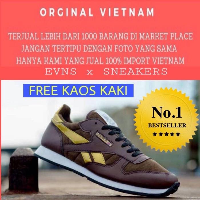 ... harga Sepatu reebok classic pria new import sport Tokopedia.com d9d50d2661
