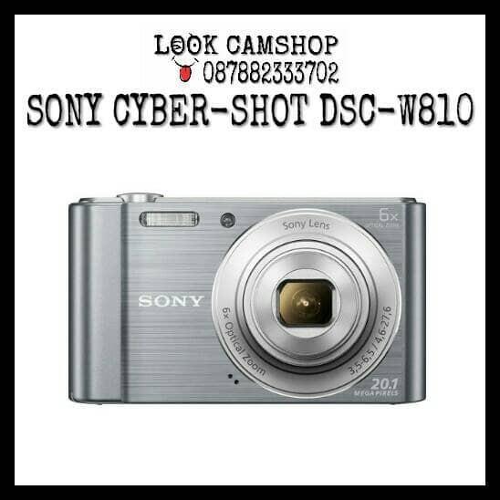 harga Sony cyber-shot dsc-w810 / sony w 810 / sony w810 Tokopedia.com