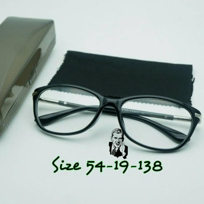 Jual Frame Kacamata 9148 Black Glossy Kacamata Korea Kacamata Cewe ... 2b4c5a1166
